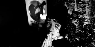 lil xan watch me fall music video
