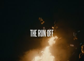 the run off music video