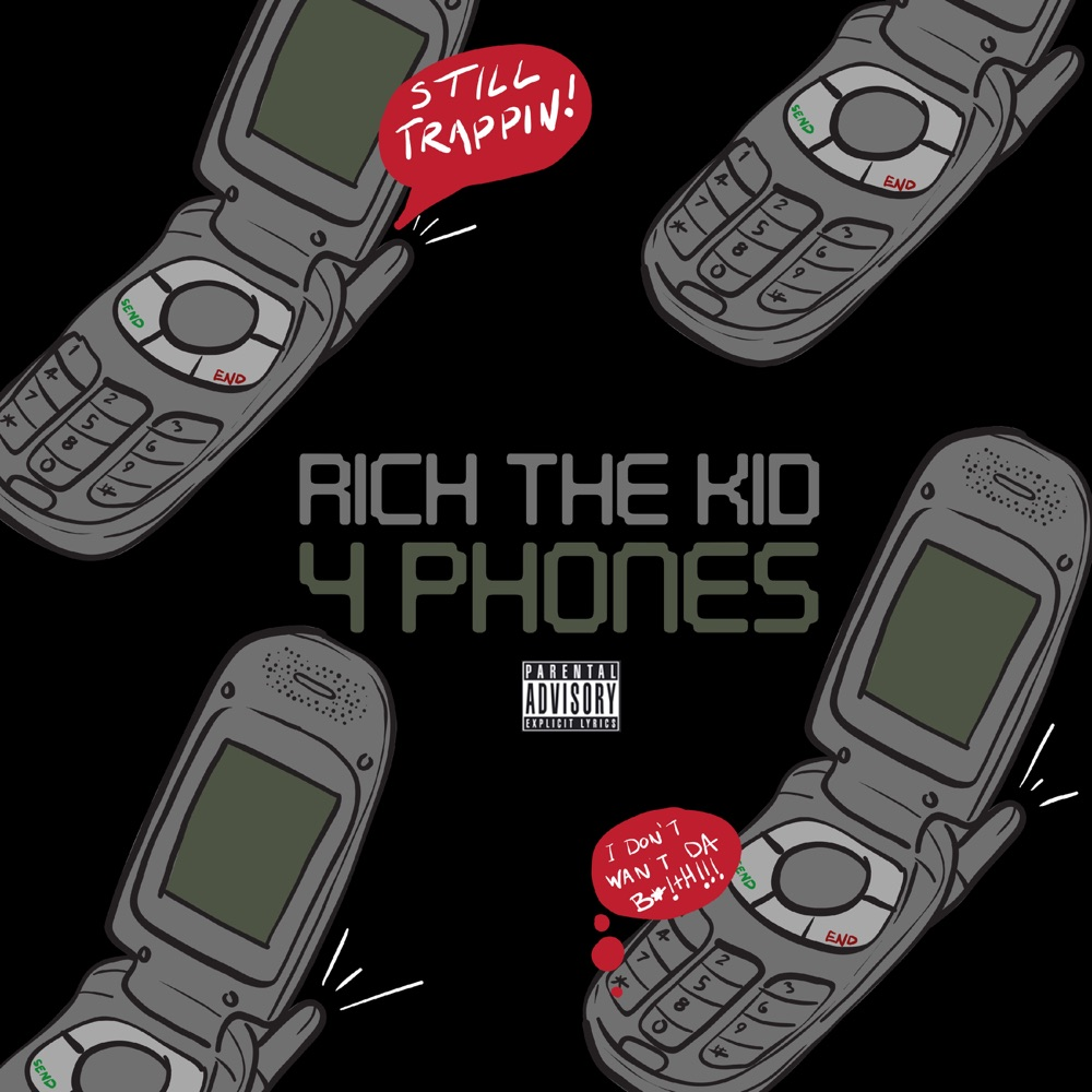 rich the kid 4 phones stream