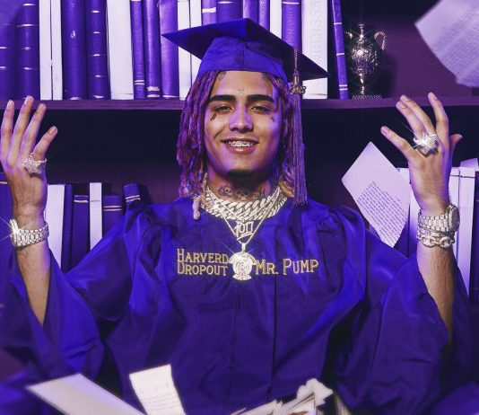 lil pump harverd dropout