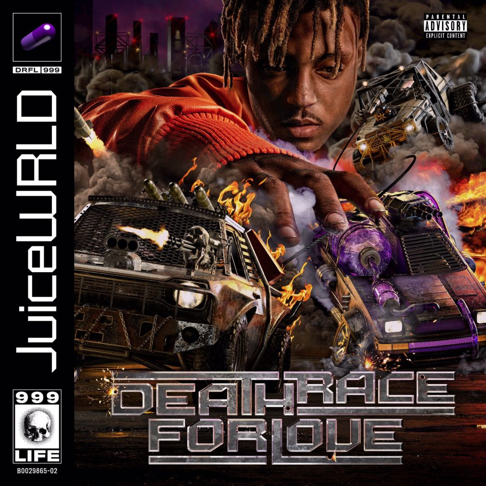 juice wrld deathrace for love