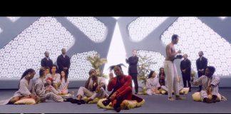 black balloons music video