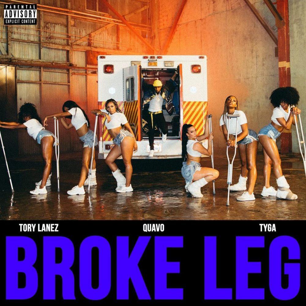 tory lanez broke leg