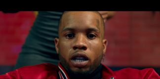 tory lanez broke leg music video