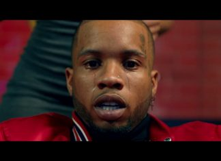 tory lanez broke leg music video