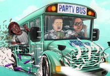 rich the kid party bus