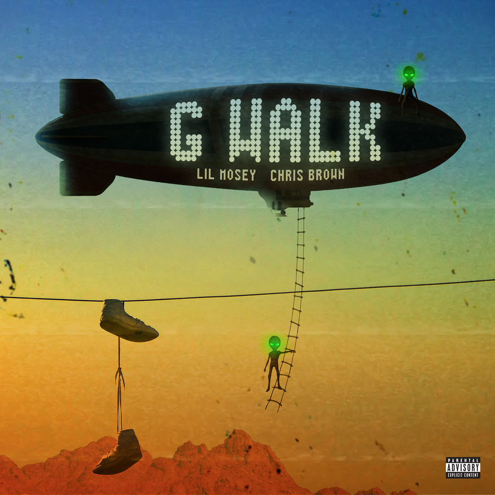 lil mosey chris brown g walk stream
