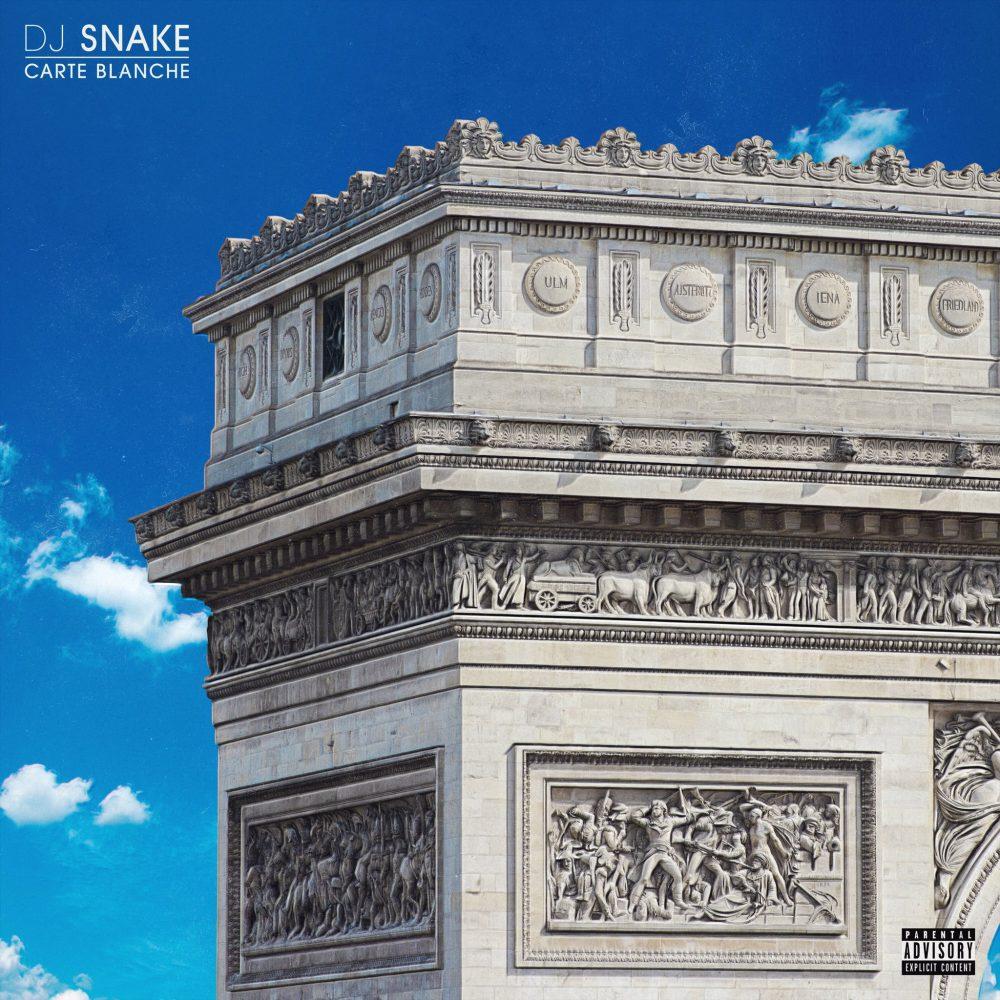 dj snake carte blanche album stream