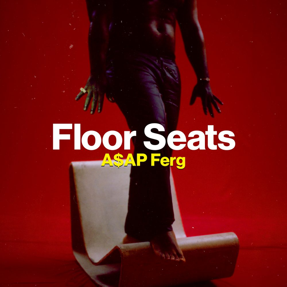 asap ferg floor seats