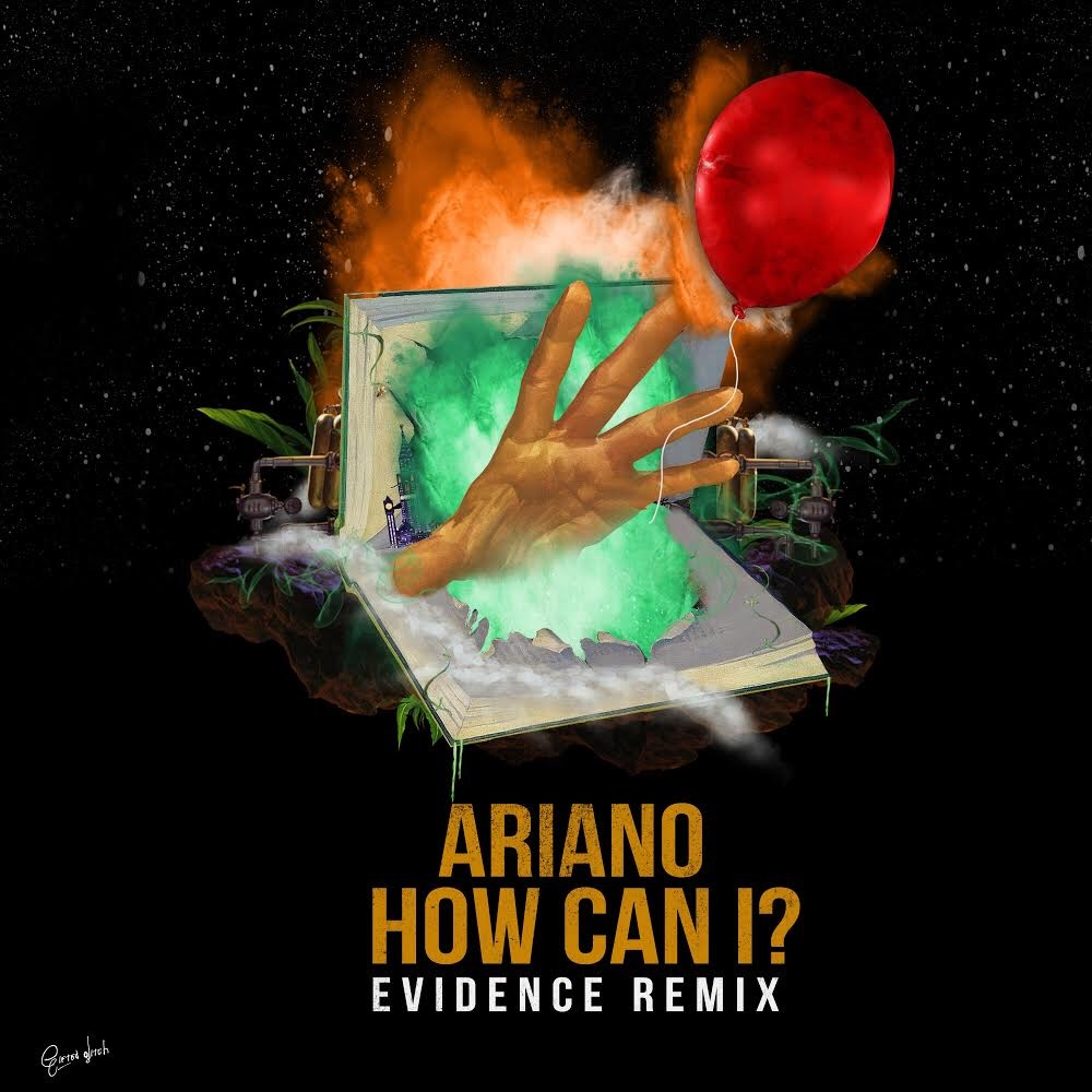 ariano how can i evidence remix