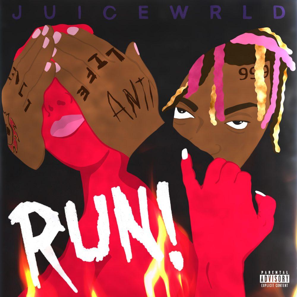 juice wrld run stream