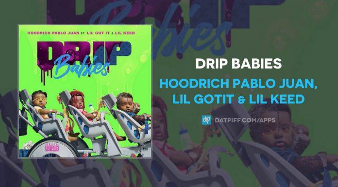 hoodrich pablo drip babies