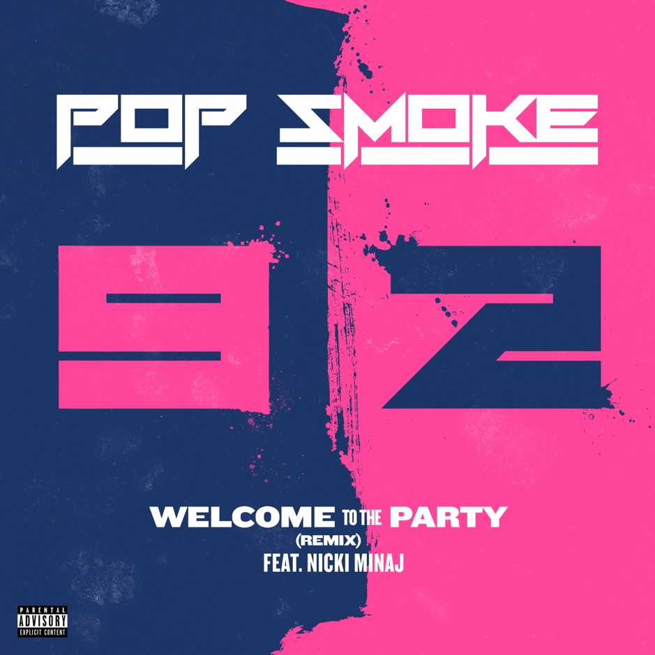 welcome to the party remix