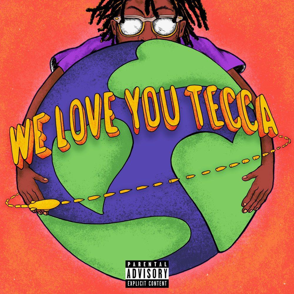 lil tecca we love you tecca stream
