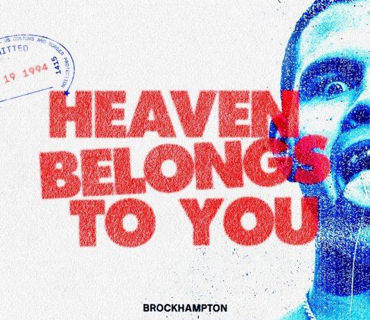 heaven belongs to you music video