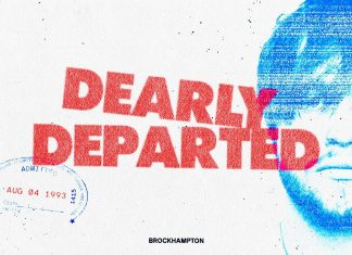 brockhampton dearly departed