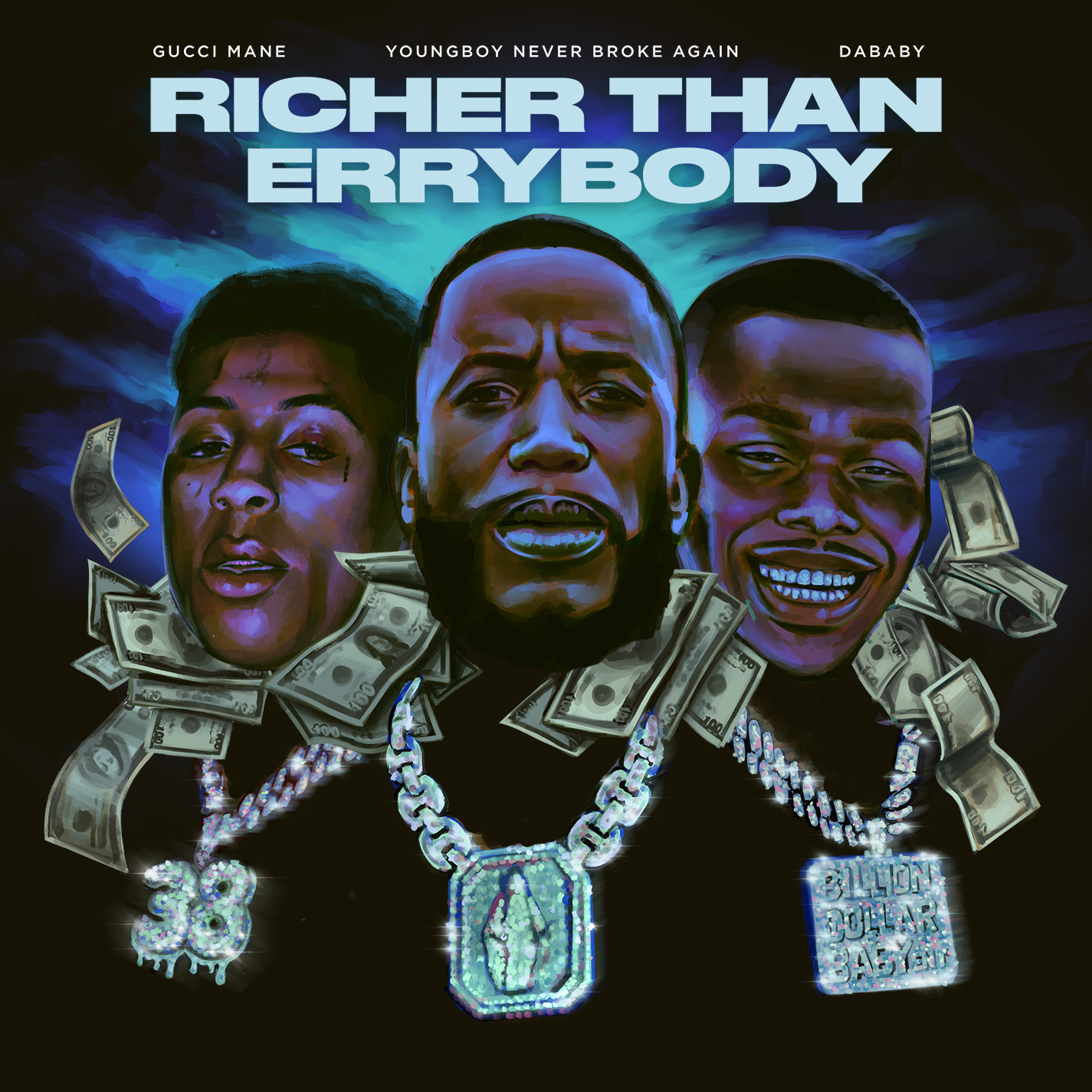 gucci mane richer than errybody