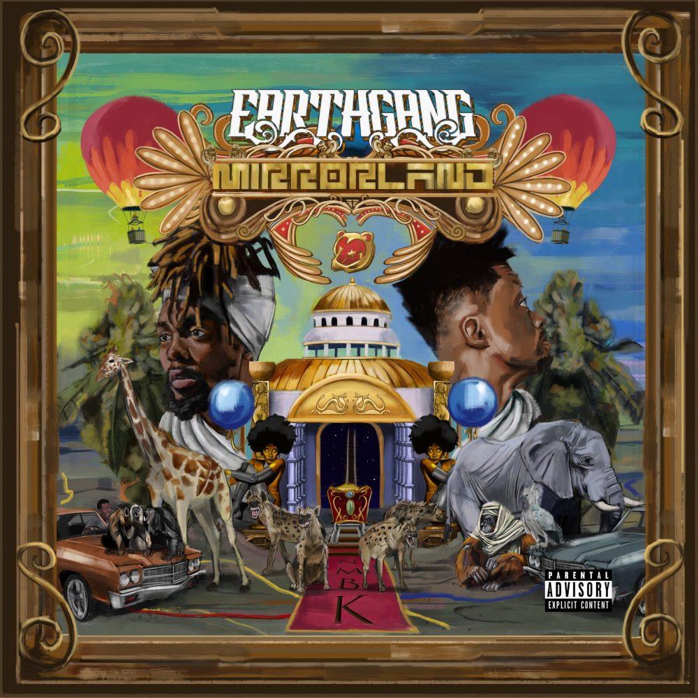 earthgang mirrorland album stream