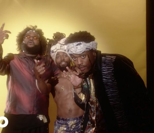 jollof rice music video