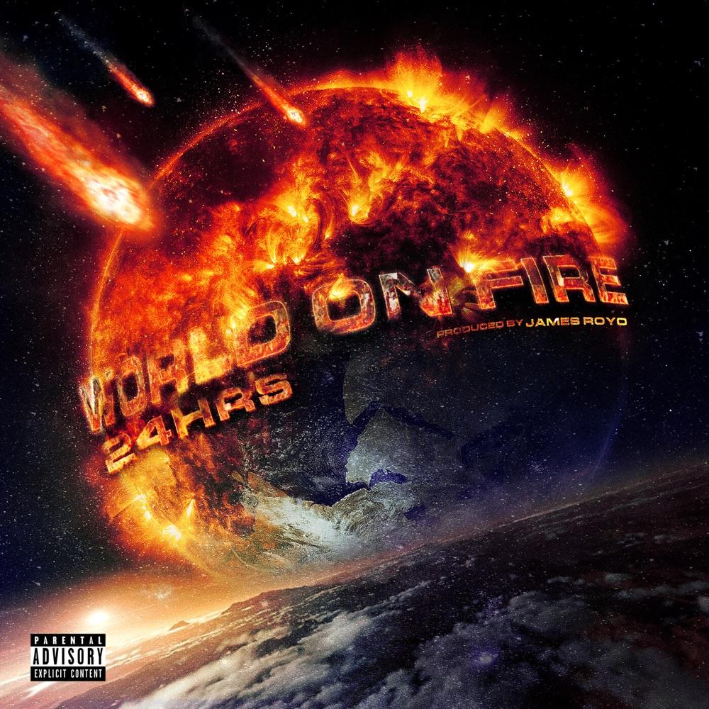24hrs world on fire stream