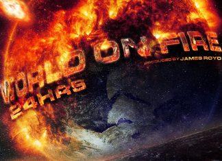 24hrs world on fire