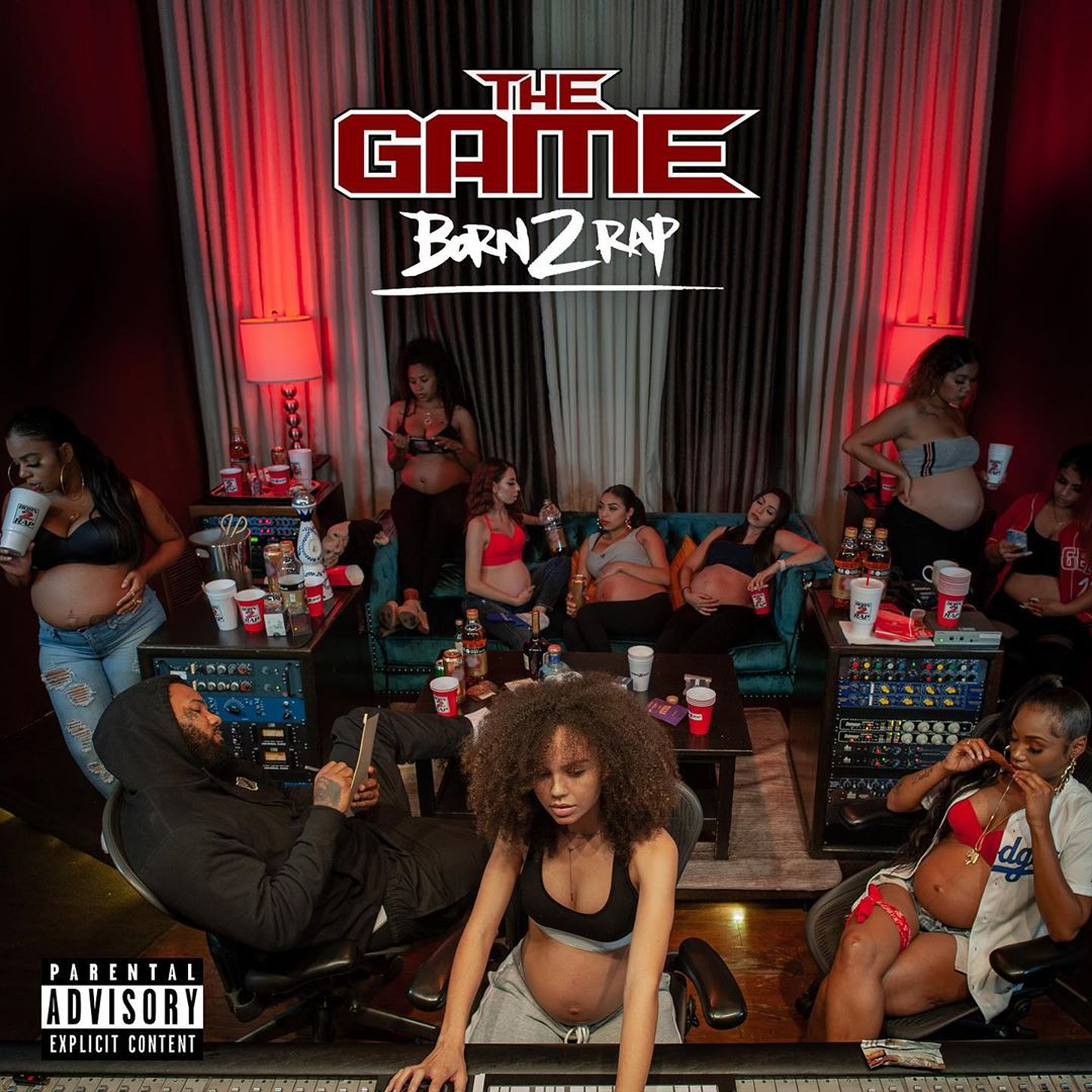 the game born 2 rap album stream