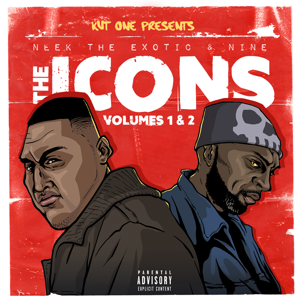 neek the exotic the icons