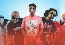 Slap Frost Revue tour