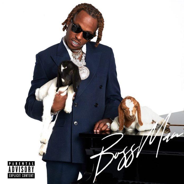 bossman album cover