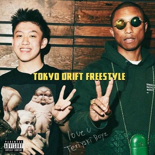 rich brian tokyo drift