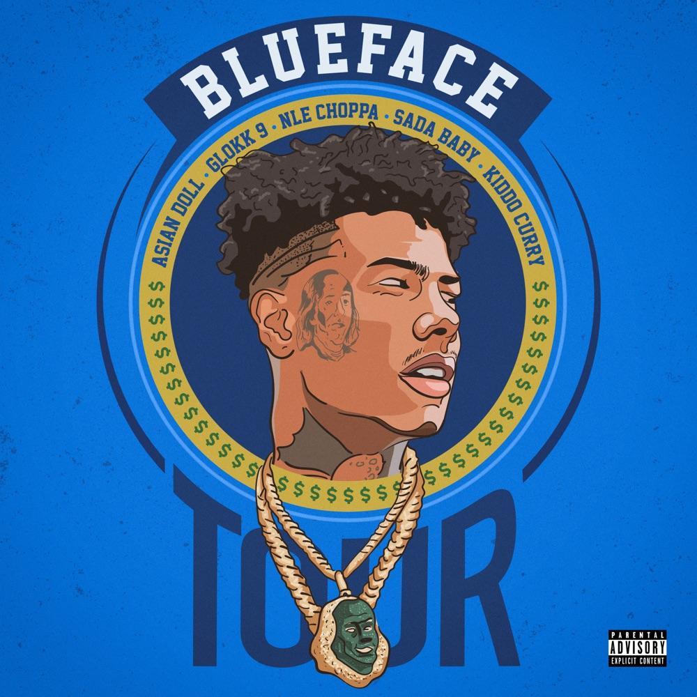 blueface tour