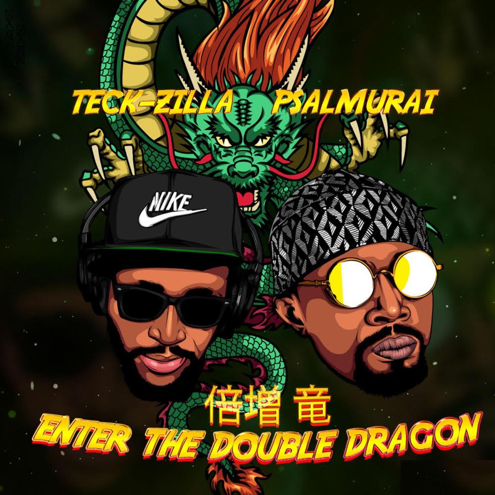 teck zilla enter the double dragon