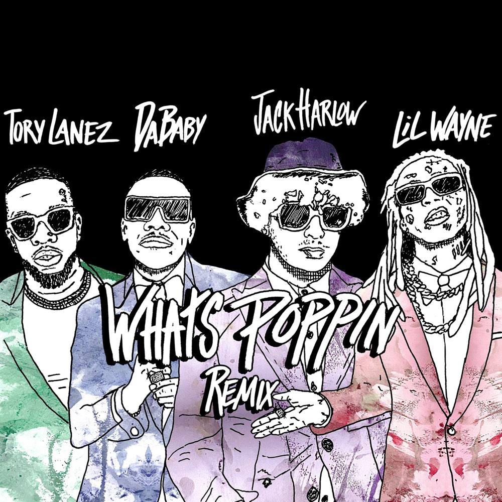 jack harlow whats poppin remix