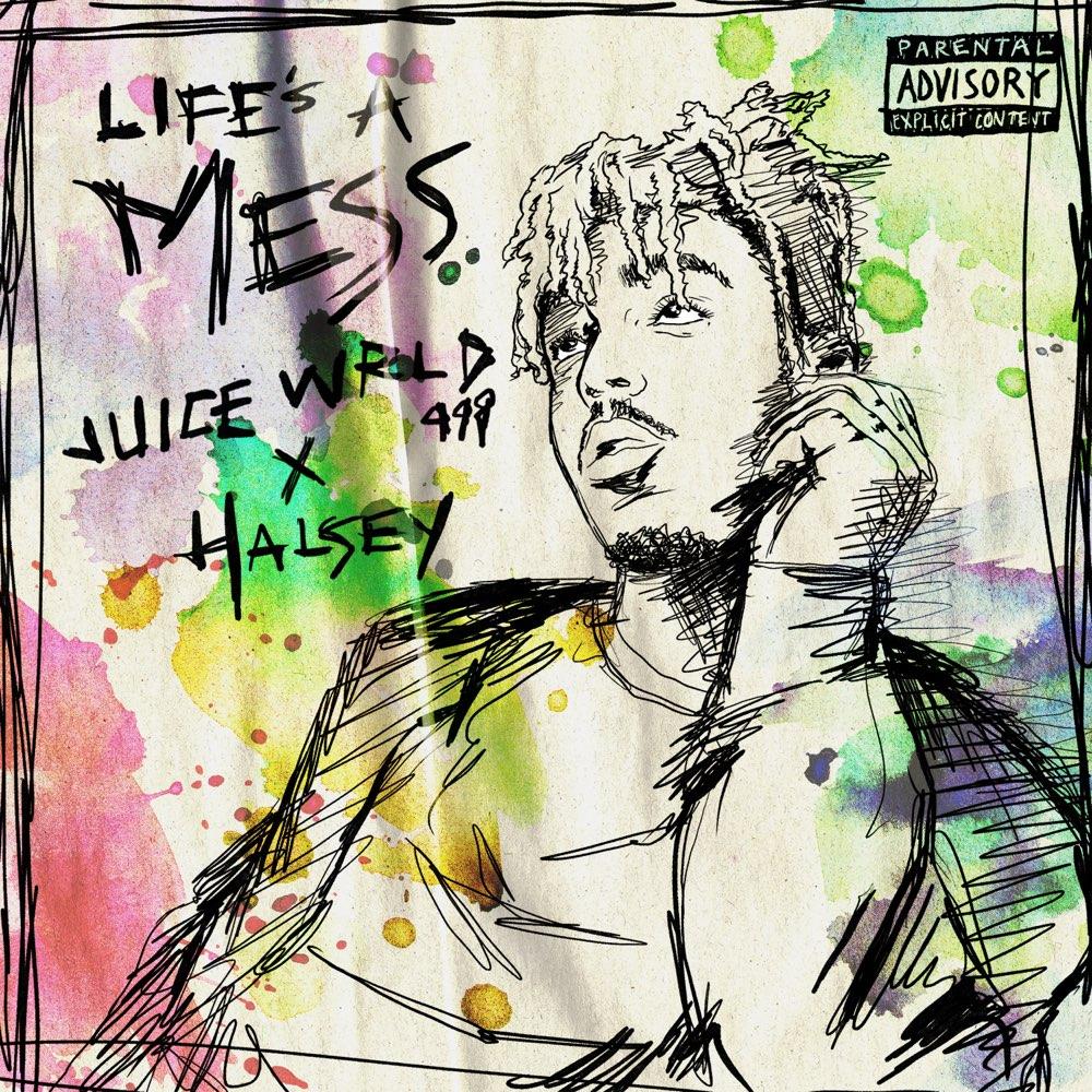 juice wrld life's a mess