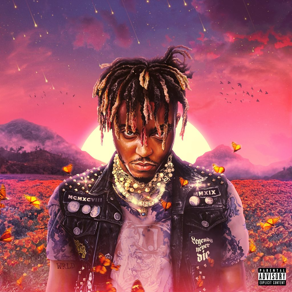 juice wrld legends never die